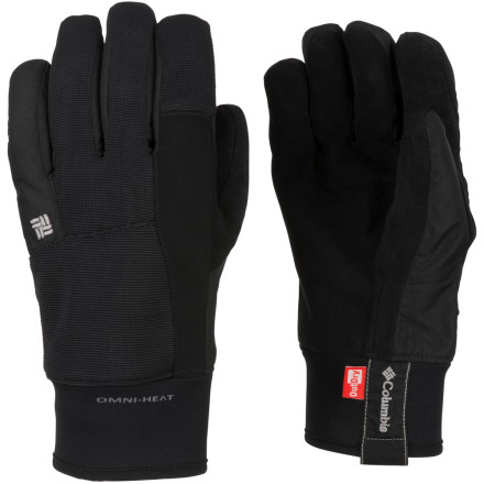 photo: Columbia Men's Cliff Grabber Glove insulated glove/mitten