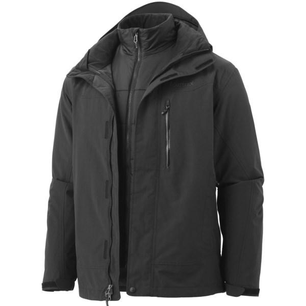 Marmot Bastione Component Jacket Reviews Trailspace Com