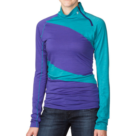 photo: Stoic Women's Merino Bliss Shirt - Long-Sleeve base layer top