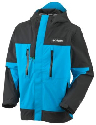 photo: Columbia PFG Supercell Jacket waterproof jacket