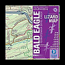 photo: Purple Lizard Maps Bald Eagle State Forest Map