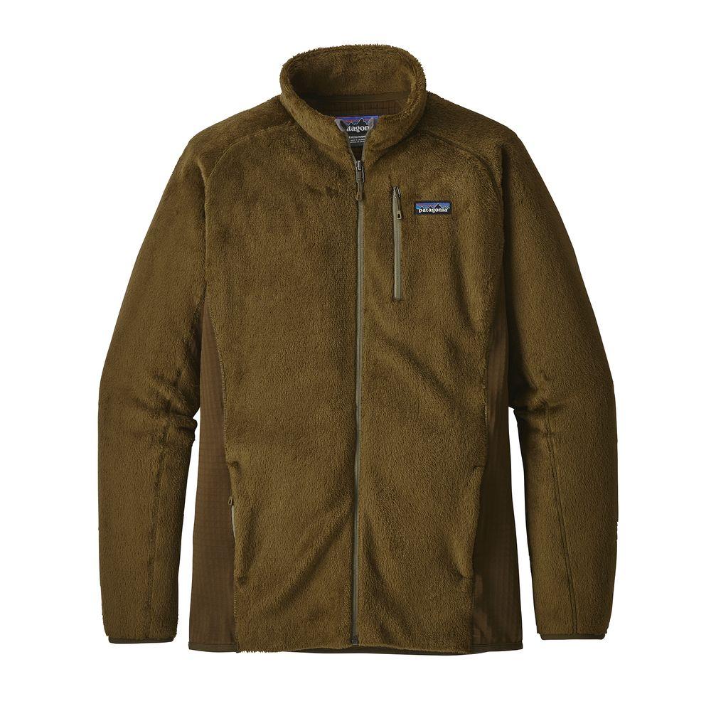 photo: Patagonia Men's R2 Jacket fleece jacket