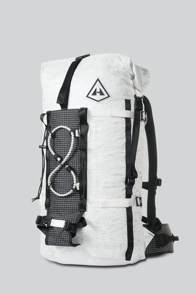 photo: Hyperlite Mountain Gear Dyneema 2400 Ice Pack overnight pack (35-49l)