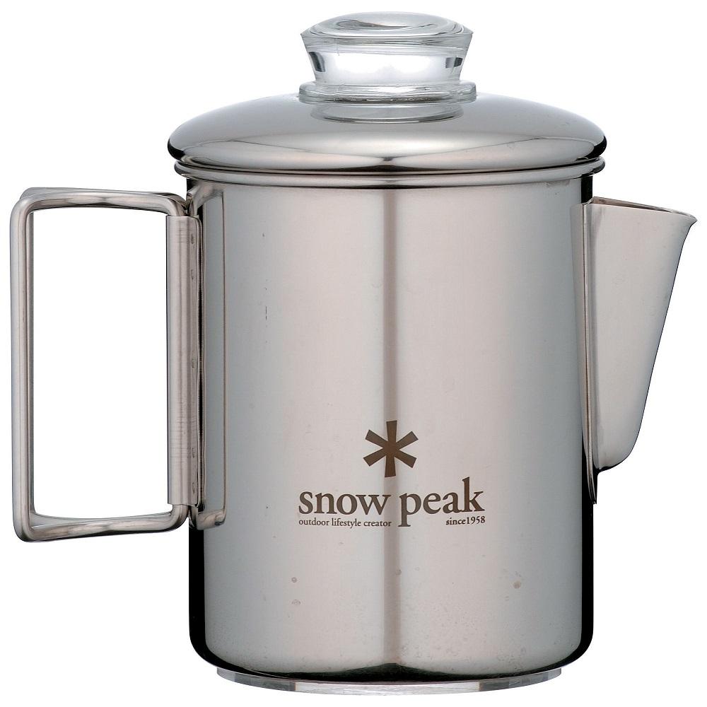 Snow Peak Stainless Coffee Percolator