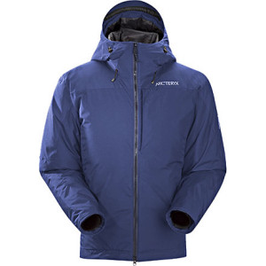 photo: Arc'teryx Fission LT Hoody synthetic insulated jacket