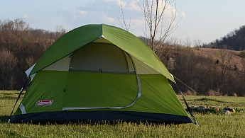 coleman-tent.jpg & Coleman SunDome 4 Tent 9u0027 x 7u0027 Reviews - Trailspace.com
