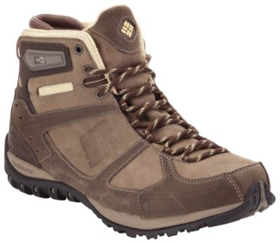 photo: Columbia Yama Mid Leather OutDry hiking boot