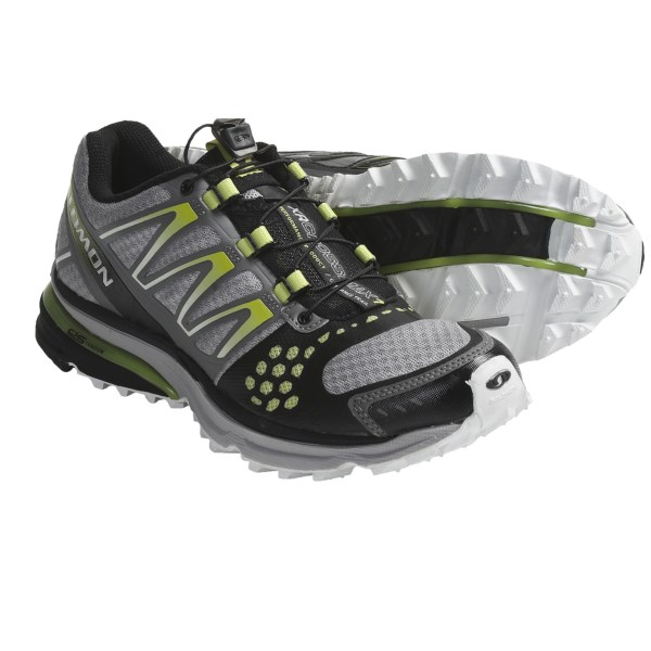 photo: Salomon Women's XR Crossmax Guidance trail running shoe
