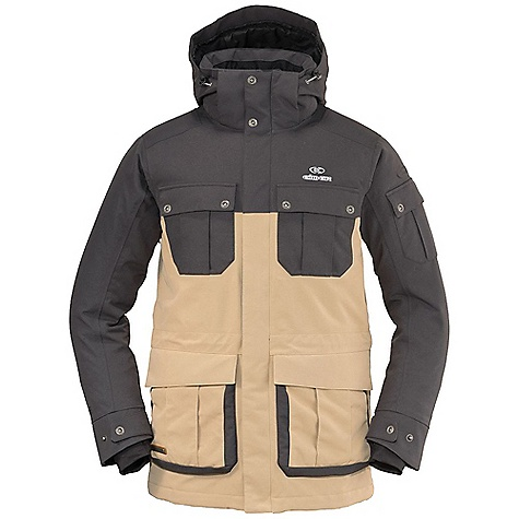 photo: Eider Kanda Parka snowsport jacket