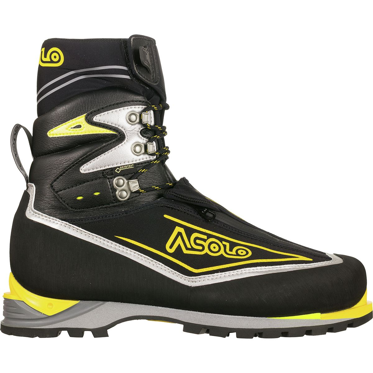 photo: Asolo Eiger GV mountaineering boot