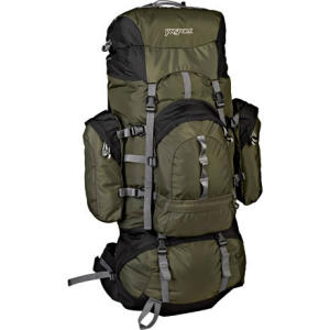 photo: JanSport Klamath 78 expedition pack (4,500+ cu in)