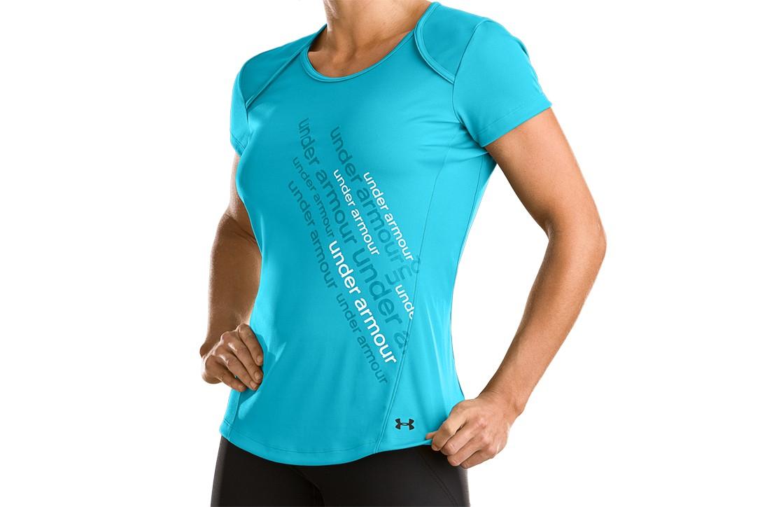 Under Armour Lightweight Shortsleeve Layering T Shirt