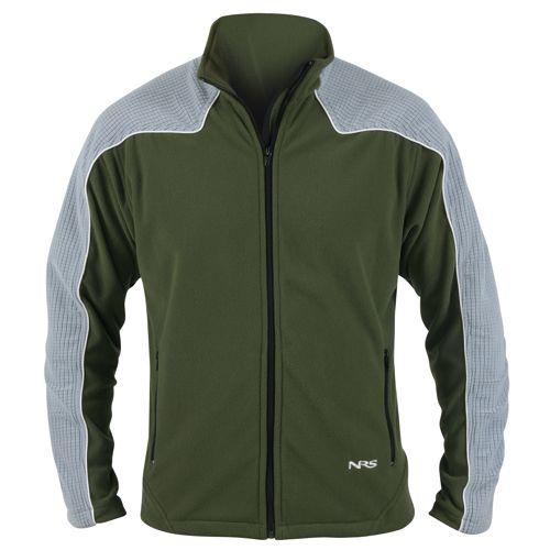 photo: NRS Vortex Jacket fleece jacket