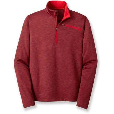 photo: REI Chilly Trail Half-Zip Top long sleeve performance top