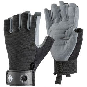 photo: Black Diamond Crag Half-Finger Glove climbing glove