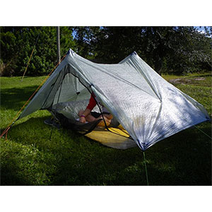 photo: Zpacks Duplex Tent three-season tent