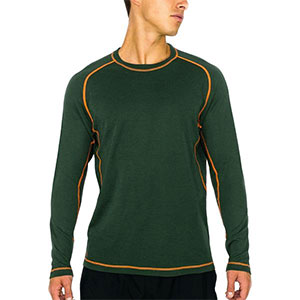Woolx Everyday Long Sleeve Crew 230 Midweight
