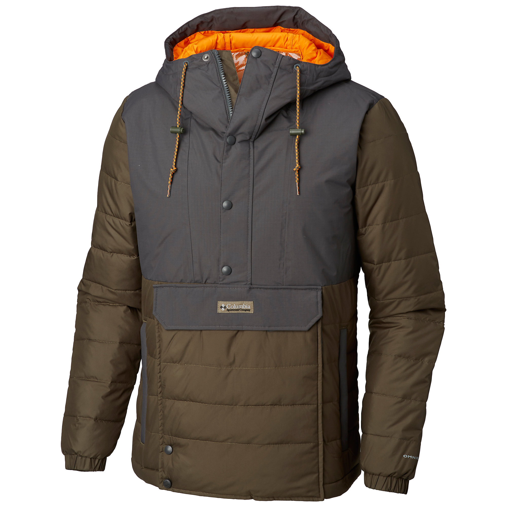 photo: Columbia Norwester II synthetic insulated jacket