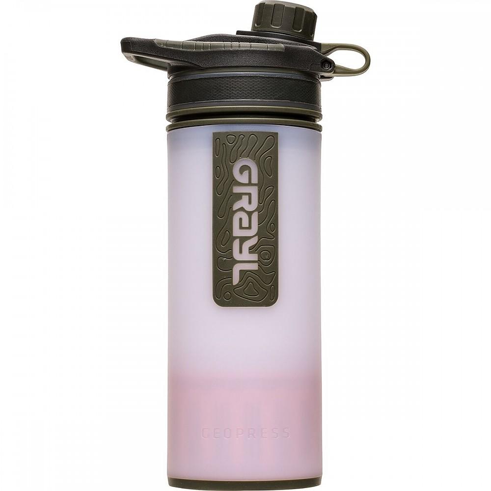 photo: Grayl GeoPress bottle/inline water filter