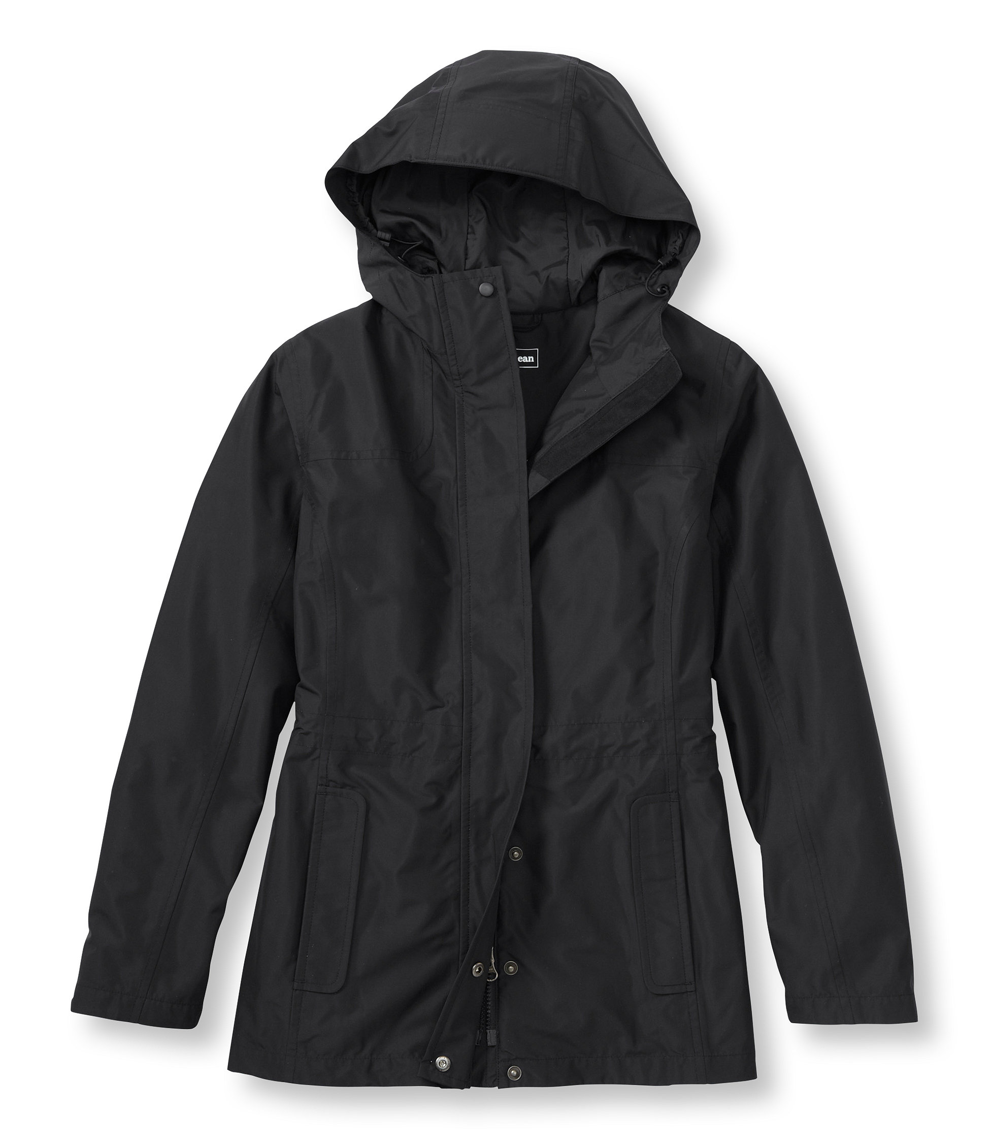 photo: L.L.Bean H2Off Rain Jacket, Mesh-Lined waterproof jacket
