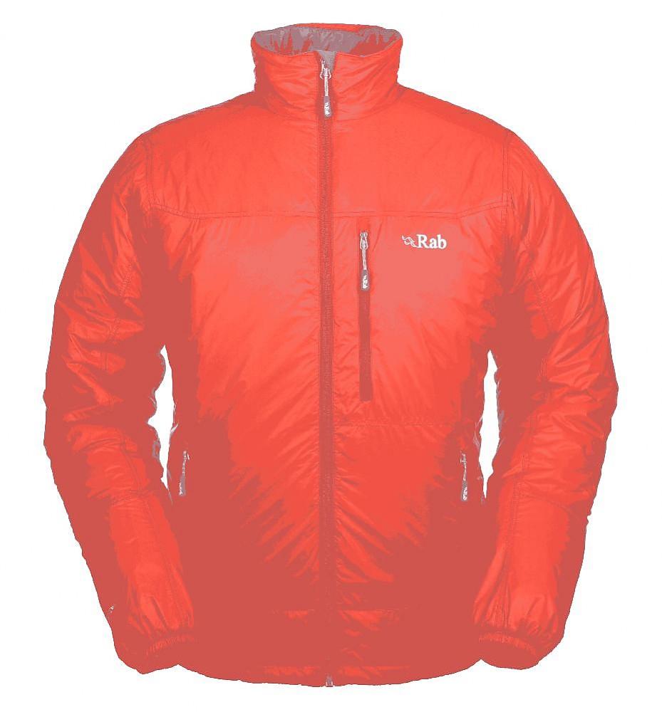 photo: Rab Generator Jacket synthetic insulated jacket