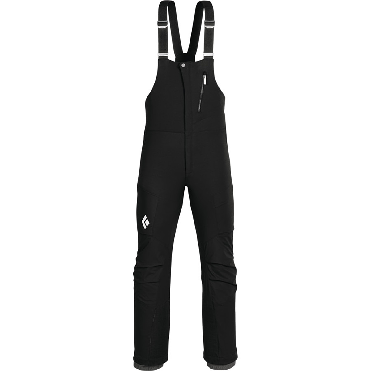 photo: Black Diamond Dawn Patrol Hybrid Bib waterproof pant