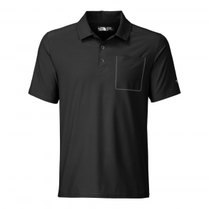 photo: The North Face Ignition Polo short sleeve performance top