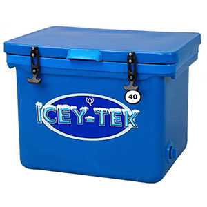 photo:   Icey-Tek 40 Quart Cooler cooler