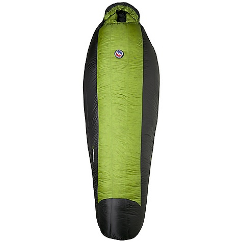 photo: Big Agnes Pomer Hoit SL 0° 3-season down sleeping bag