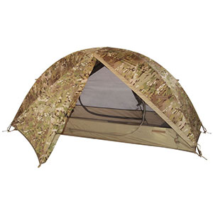 photo: LiteFighter 1 Camo Tent three-season tent