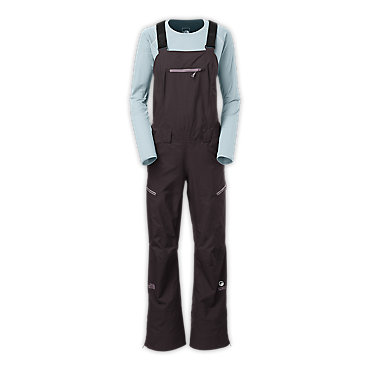 photo: The North Face Women's Free Thinker Bib snowsport pant