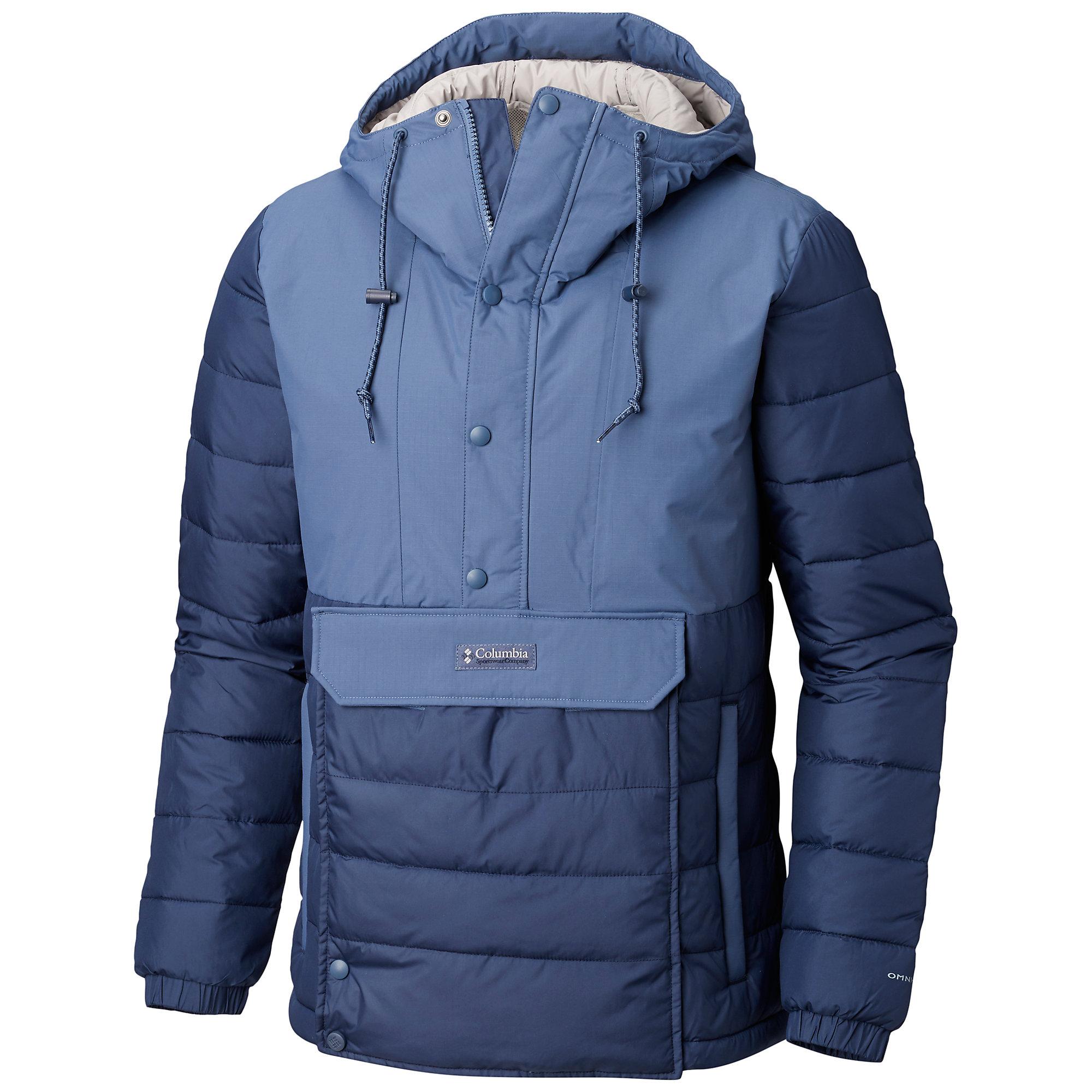 photo: Columbia Norwester II synthetic insulated jacket