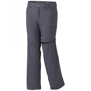 photo: Marmot Girls' Lobo's Convertible Pant hiking pant