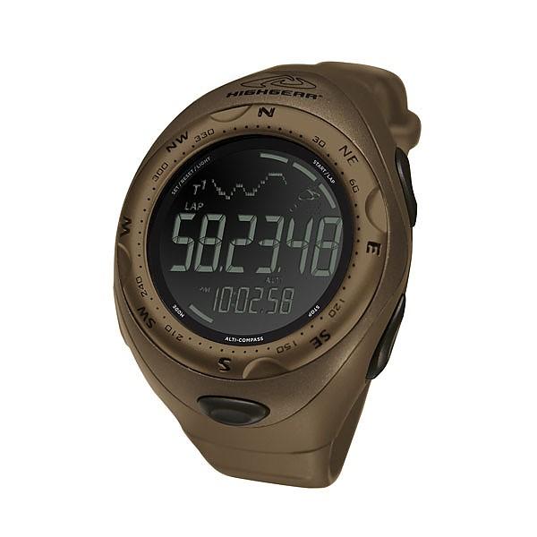photo: Highgear Axis compass watch