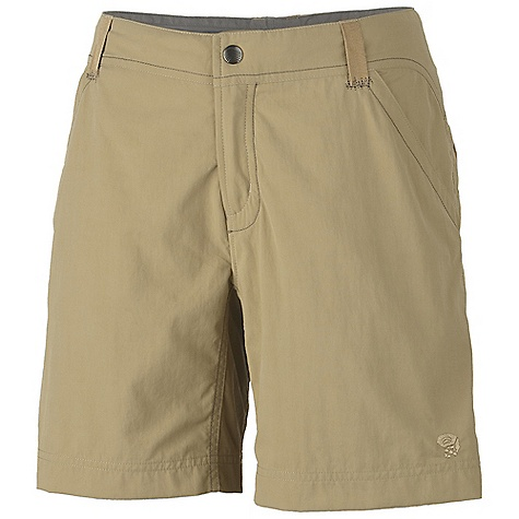 photo: Mountain Hardwear Overlook Short hiking short