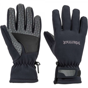 photo: Marmot Women's Glide Softshell Glove soft shell glove/mitten