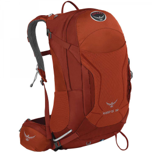 photo: Osprey Kestrel 32 daypack (under 2,000 cu in)