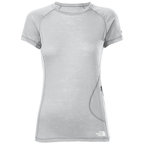 photo: The North Face Women's Short-Sleeve Litho Tee base layer top