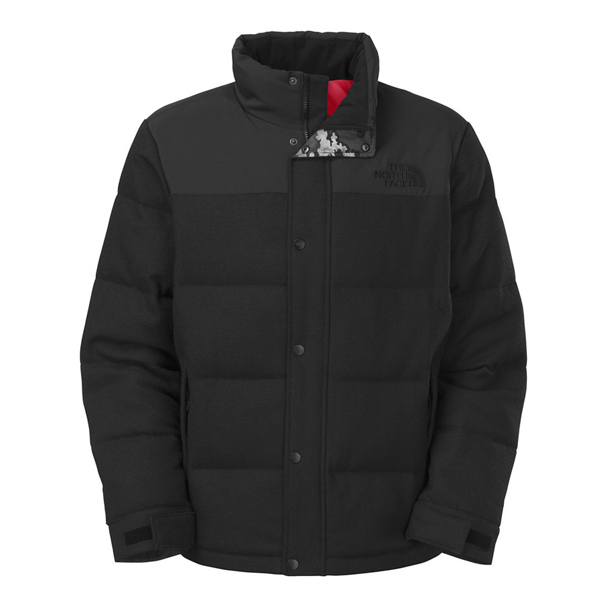 photo: The North Face Nuptse Heights Jacket down insulated jacket
