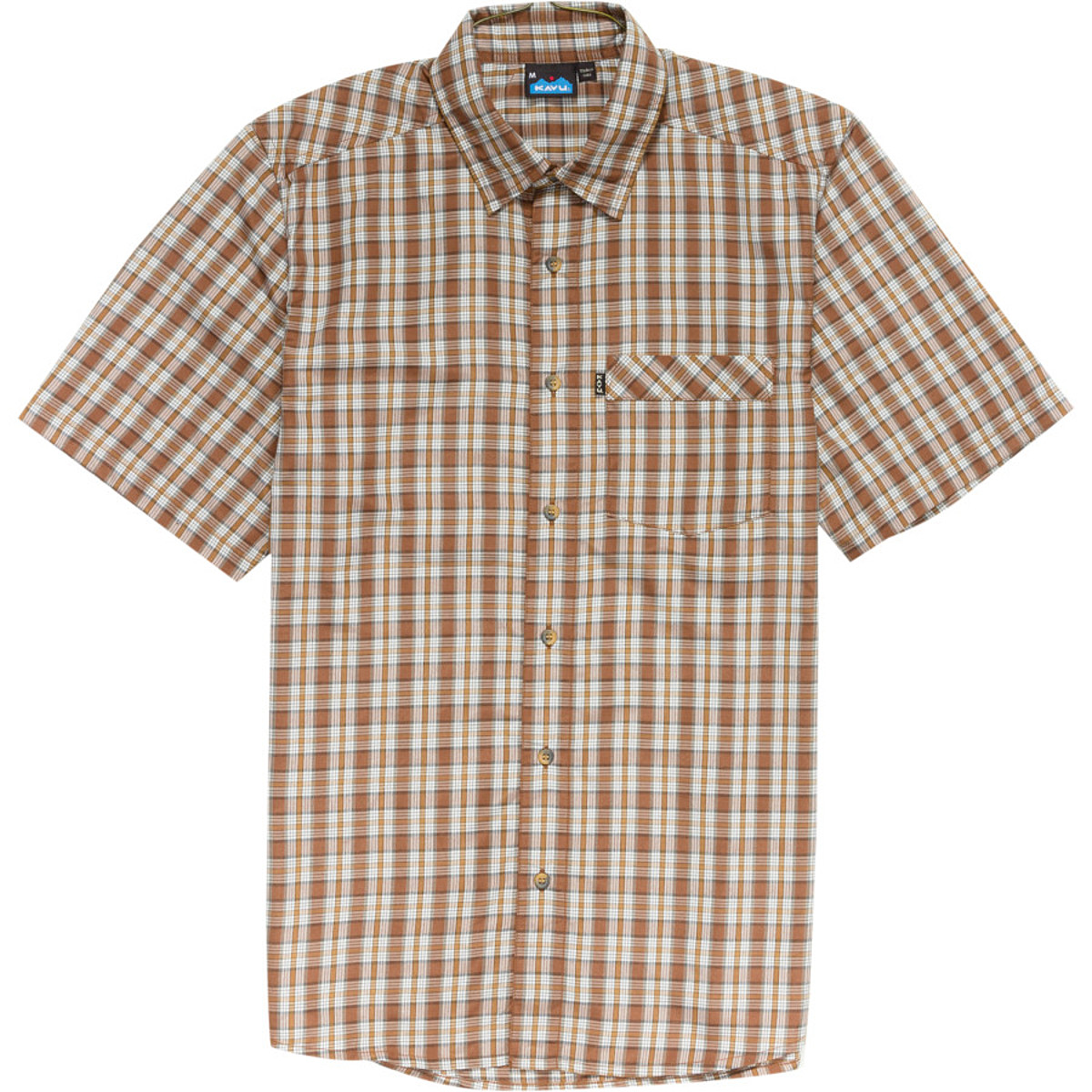 photo: Kavu Trustus Shirt hiking shirt