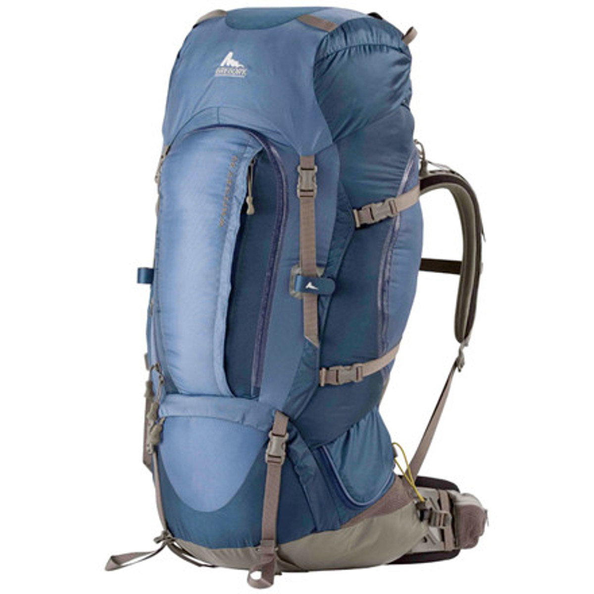photo: Gregory Whitney 95 expedition pack (70l+)