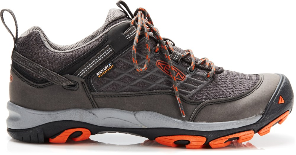 photo: Keen Saltzman WP trail shoe