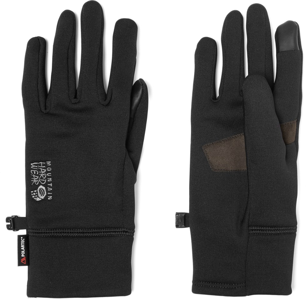 photo: Mountain Hardwear Power Stretch Stimulus Glove fleece glove/mitten