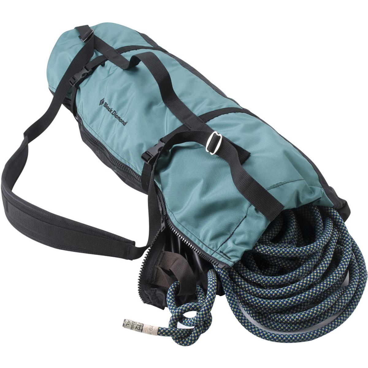 photo: Black Diamond SuperSlacker rope bag