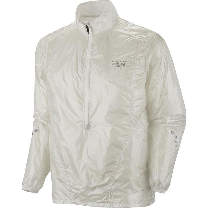 photo: Mountain Hardwear Ghost Whisperer Anorak wind shirt