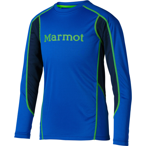 Marmot Windridge with Graphic LS
