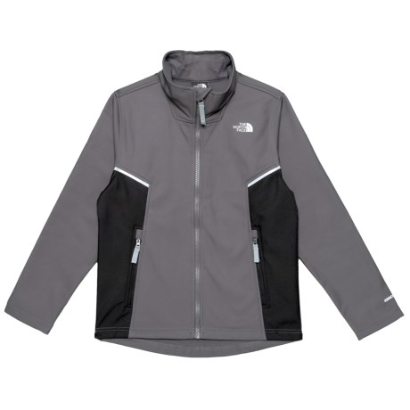 photo: The North Face Boys' Apex Bionic Jacket soft shell jacket