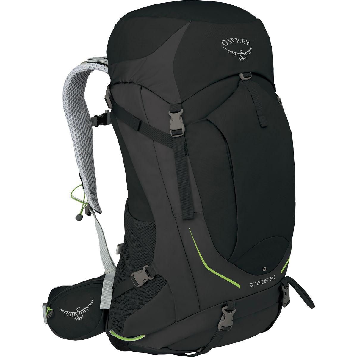 photo: Osprey Stratos 50 weekend pack (50-69l)