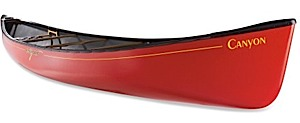 photo: Esquif Canyon tripping/expedition canoe