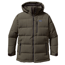 photo: Patagonia Doubledown Parka down insulated jacket